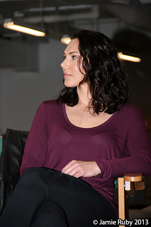 kyra zagorsky supernatural