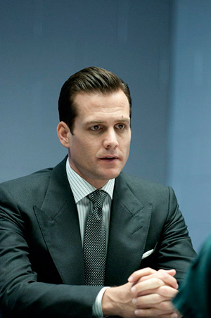 harvey specter hair style scifi vision gabriel macht in quot suits quot 9230